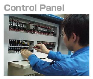 制御盤・配電盤製作のイメージ